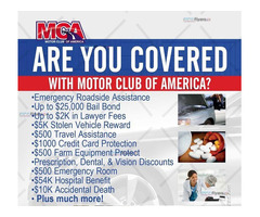 Motor Club of America (MCA) provides nationwide service