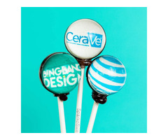 Get Custom Picture Lollipops for The Event, Special Occasion or Holiday Celebration
