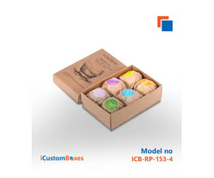 Custom Packaging Boxes with Free Shipping at iCustomBoxes