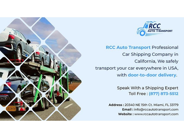 Reliable Car Transport Service by RCC Auto Transport | free-classifieds-usa.com