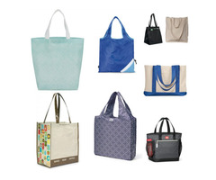 Heavy Duty Canvas Tote Bags Wholesale at Convention Totes