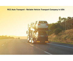 RCC Auto Transport - Reliable Vehicle Transport Company in USA