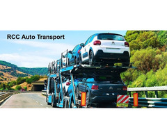 RCC Auto Transport - Leading Car Transport Company in USA