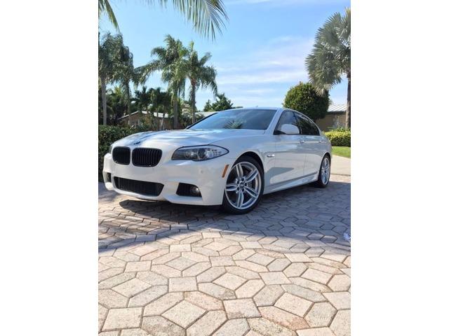 2013 BMW 5-Series 550i | free-classifieds-usa.com