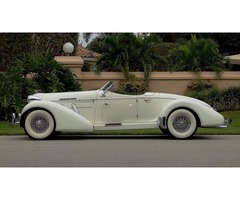 1974 ReplicaKit Makes AUBURN BOATTAIL SPEEDSTER REPLICA SPEEDSTER