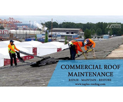 Top Commercial Roofing Maintenance