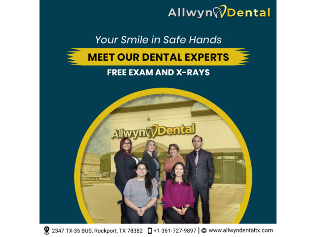 Consult Experienced Dentist in Rockport, TX   free-classifieds-usa.com
