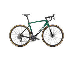 2021 SPECIALIZED S-WORKS ROUBAIX RED ETAP DISC ROAD BIKE (VELORACYCLE) | free-classifieds-usa.com
