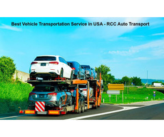 Best Vehicle Transportation Service in USA - RCC Auto Transport