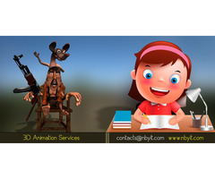 3D Animation Services Company in USA