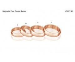Buy Copper Bands, Magnetic Ring Online at Low Prices in USA