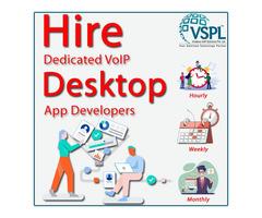 Hire Dedicated VoIP Desktop App Developers from VSPL