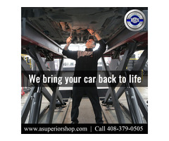 We bring your car back to life!