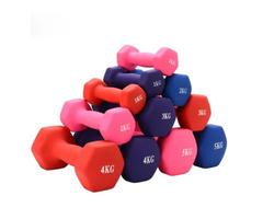 Women Dumbbell Weight Loss Slimming Waist Fitness - Kaanjushoppe.com