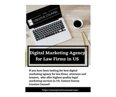 Digital Marketing Agency for Law Firms in US