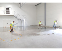 Soonerepoxy Oklahoma - Best Concrete Polishing Flooring Contractors