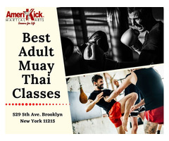 Best Adult Muay Thai Classes Near Me in Brooklyn