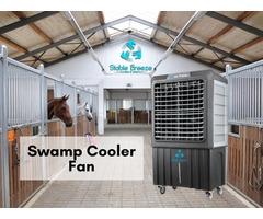 Swamp Cooler Fan