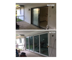 Professional Impact Window Installation - ASP WINDOWS & DOORS