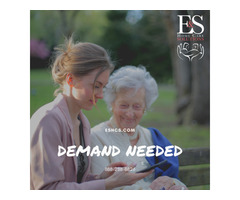 Demand Needed | E & S Home Care Solutions