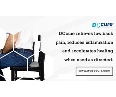 Lower Back Pain Relief Products- DCcure by Aerotel