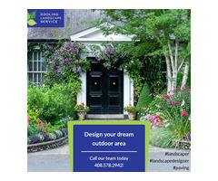Design your dream outdoor area