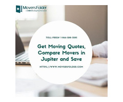 Get Moving Quotes, Compare Movers in Jupiter and Save