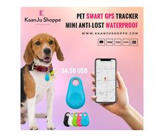 Pet Smart GPS Tracker Mini Anti-lost Waterproof - Kaanjushoppe.com