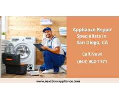Appliance Repair Specialists in San Diego, CA
