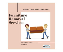 Furniture Removal Services in Raleigh