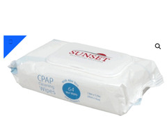 Sunset Cleaning Wipes CAP1003S