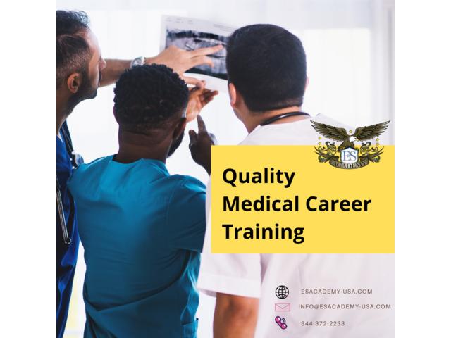 E&S Academy   Quality Medical Career Training    free-classifieds-usa.com