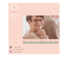 E&S Home Care Solutions | The Best at What We Do