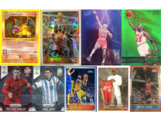 BUYING POKEMON, BASKETBALL/NBA AND SOCCER CARDS COLLECTIONS | free-classifieds-usa.com