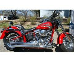 2005 Harley Davidson Screaming Eagle CVO Fatboy