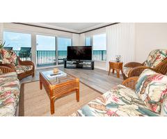 Surfside 401 - Luxury 3 Bedroom Vacation Condo Rental on Clearwater Beach