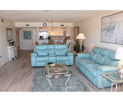 Surfside 302 - Luxury 2 Bedroom Vacation Condo Rental on Clearwater Beach