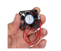 BIQU 2Pcs 3010s 30*30*10mm 12V 2Pin DC Cooler Small Cooling Fan For 3D Printer