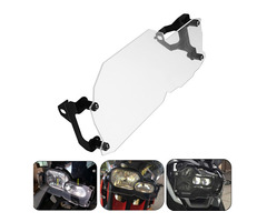 Motorcycle Headlight Cover Protection Guard For BMW F650/F700/F800GS ADV F800R 08-17