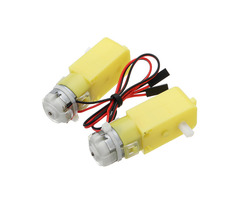 4Pcs KittenBot® 5V 200RPM TT DC Geared Motor for DIY Arduino Smart Robot Part