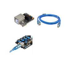 Lerdge® USB Computer Online Module + 1.5M USB Cable For Lerdge-X Mainboard 3D Printer Part
