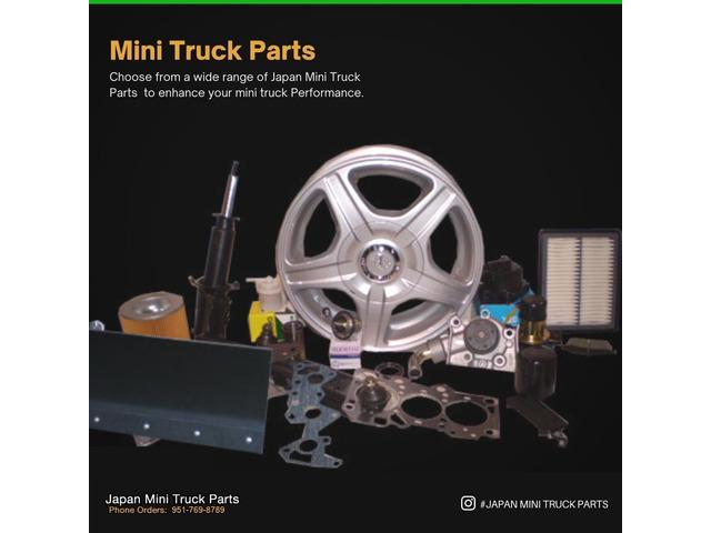 Japanese Mini Truck Parts | free-classifieds-usa.com