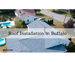 Roof Installation in Buffalo NY