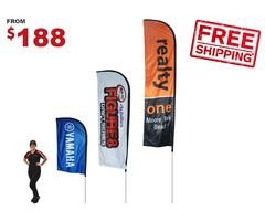 Custom Printed Promotional Banners for Business Events