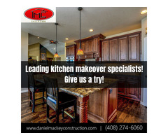 Leading kitchen makeover specialists! Give us a try!