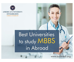 Best Universities to Study MBBS in Abroad@ aubmed