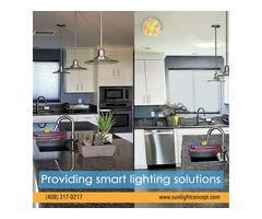 Providing smart lighting solutions