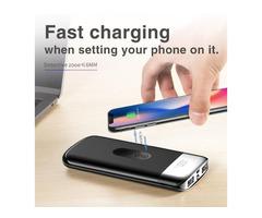 Wireless Charging 30000mAh External Battery