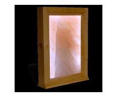 Himalayan Salt Frames… saltroombuilder.us