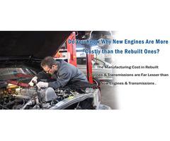 Find Rebuilt or Remanufactured Engines for Vehicles